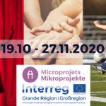 microprojets Mikroprojekte 2ème appel zweiter aufruf