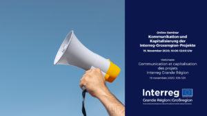 Jeudi 19 novembre, 10h-12h : Communication et capitalisation
