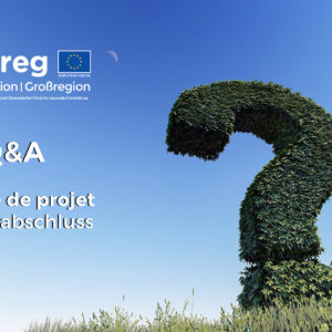 q&a cloture abschluss interreg GR