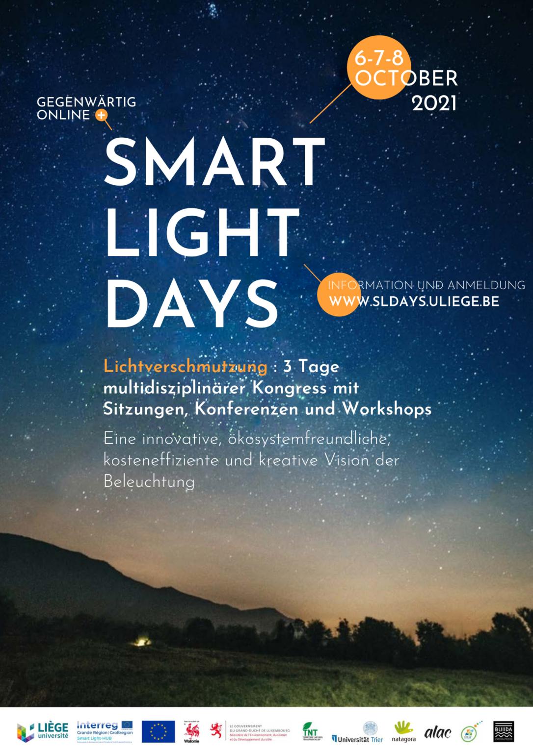 SMART LIGHT DAYS 2021